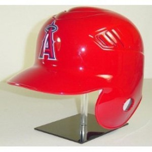 Los Angeles Angels Anaheim Coolflo Authentic Full Size Batting Helmet