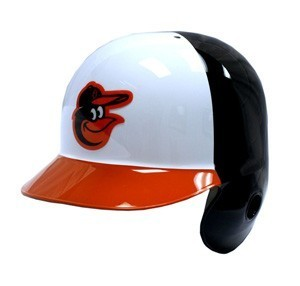 Baltimore Orioles Classic Authentic Full Size Batting Helmet NEW 2012