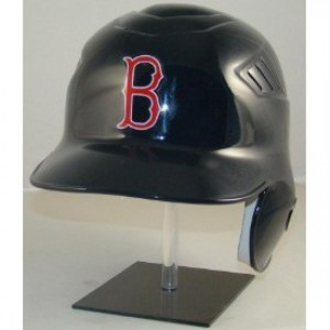 Boston Red Sox Coolflo Authentic Full Size Batting Helmet