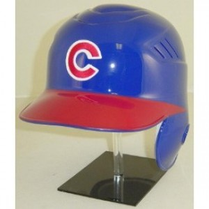 Chicago Cubs Coolflo Authentic Full Size Batting Helmet