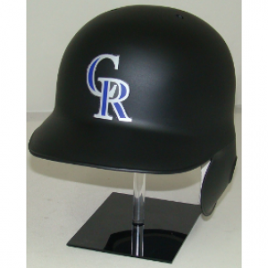 Colorado Rockies Classic Authentic Full Size Batting Helmet