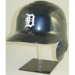 Detroit Tigers Coolflo Authentic Full Size Batting Helmet