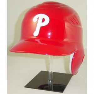 Philadelphia Phillies Coolflo Authentic Full Size Batting Helmet