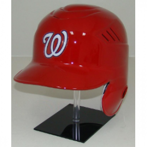 Washington Nationals Coolflo Authentic Full Size Batting Helmet