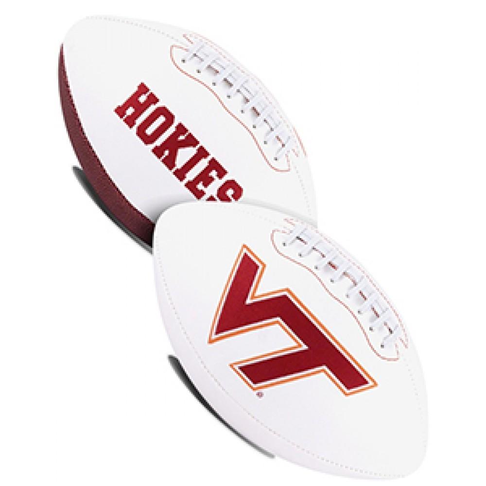 Virginia Tech Hokies K2 Signature Series Full Size Football