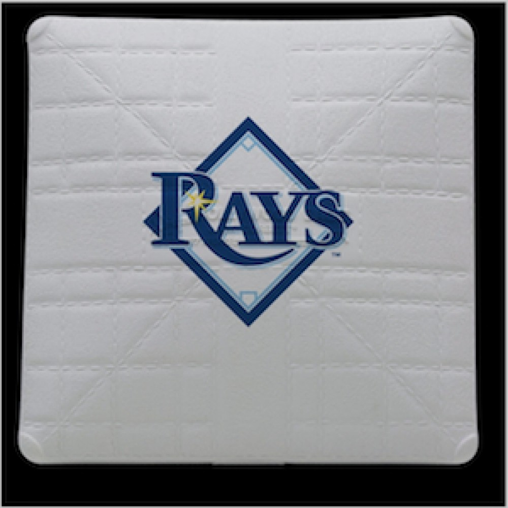 Tampa Bay Rays Jack Corbett Hollywood Authentic Full Size Base