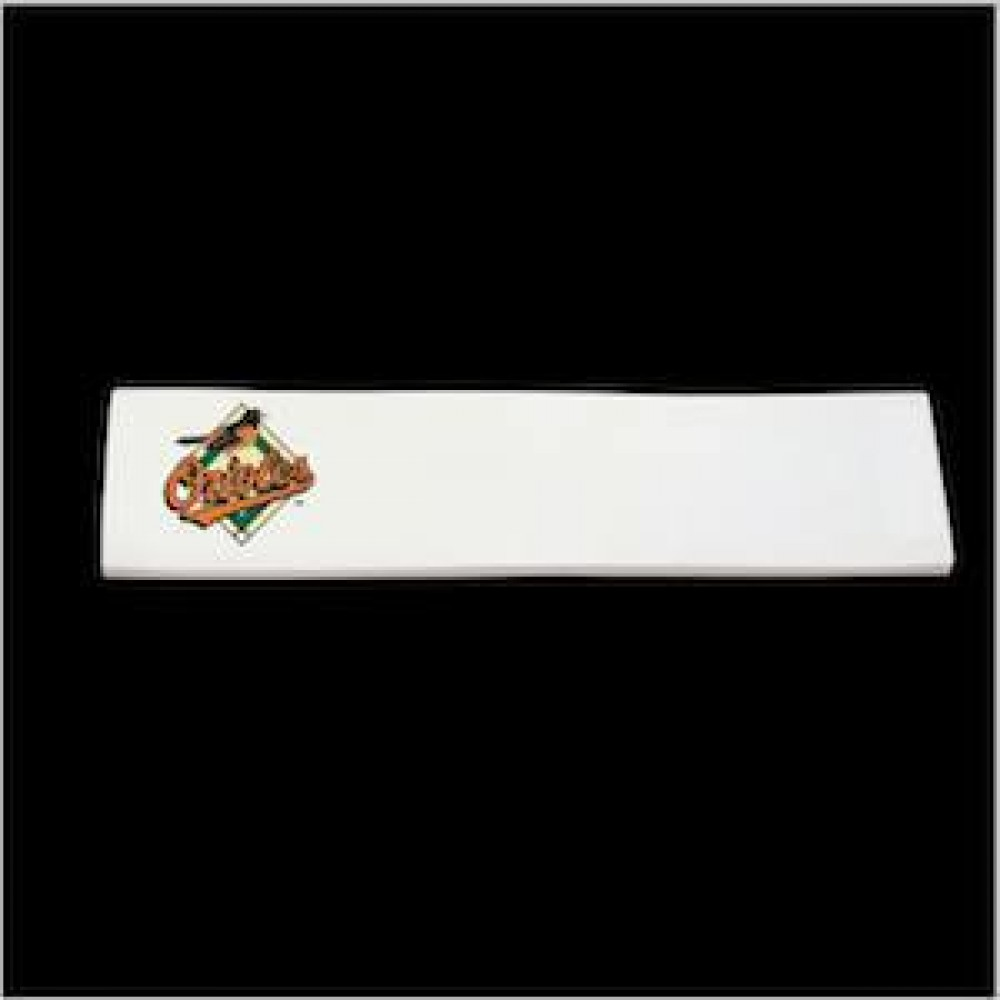 Baltimore Orioles Authentic Full Size Pitching Rubber
