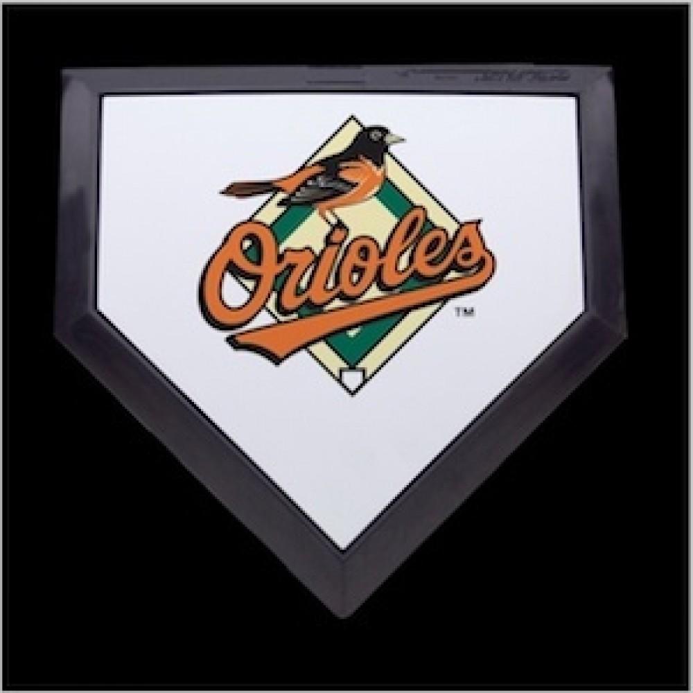 Baltimore Orioles Authentic Mini Home Plate