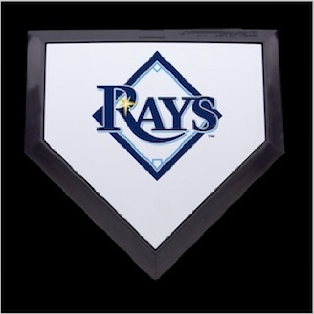 Tampa Bay Rays Authentic Mini Home Plate