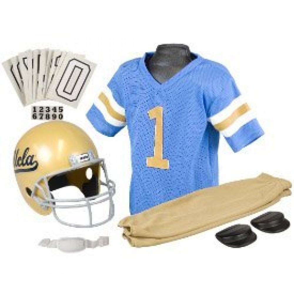 UCLA Bruins Kids (Ages 7-9) Medium Replica Deluxe Uniform Set