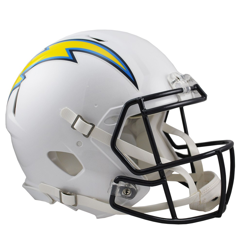 Riddell Nfl San Diego Chargers Authentic Speed Full Size