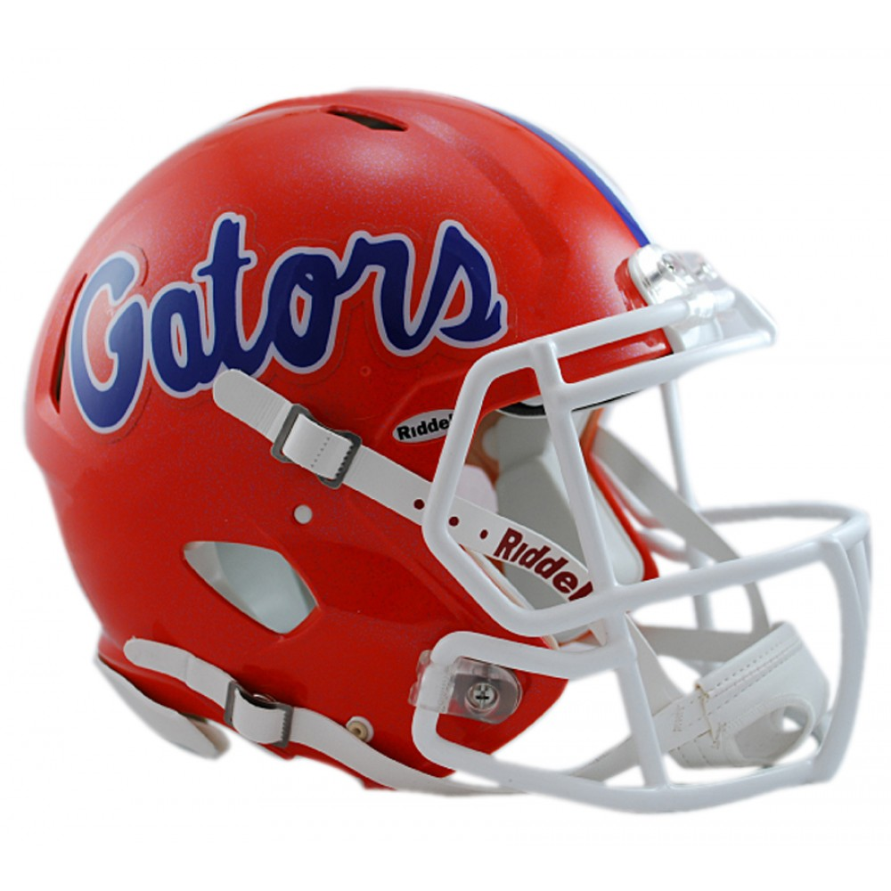 Florida Gators Authentic Revolution Speed Full Size Helmet