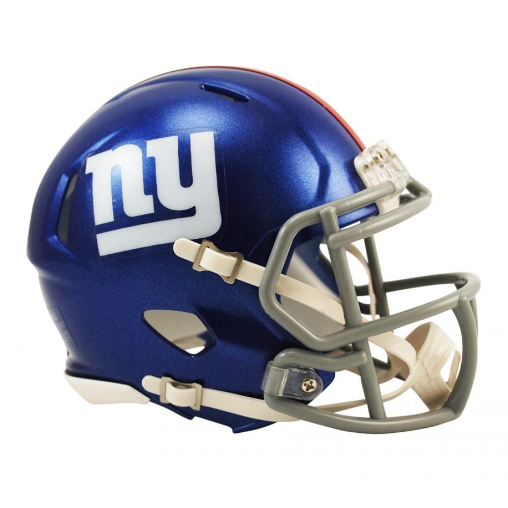 Riddell NFL New York Giants Speed Mini Football Helmet 12e1880d8