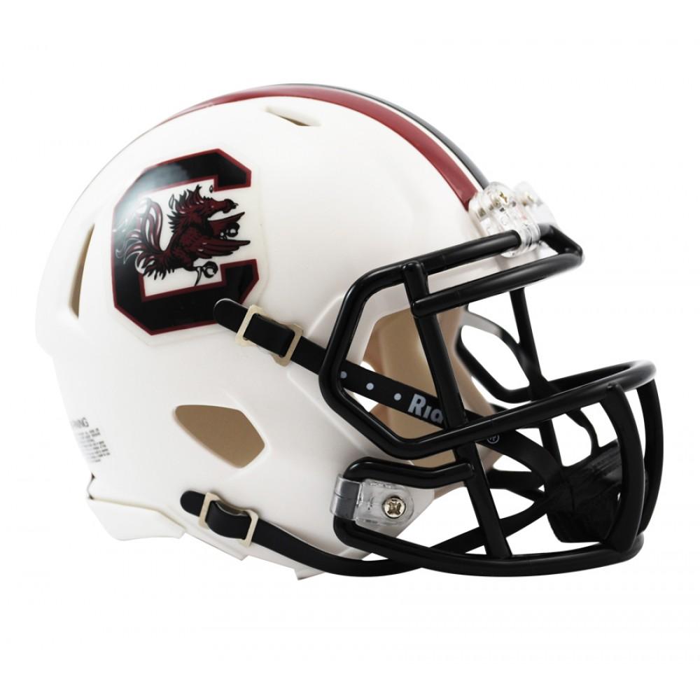 South Carolina Gamecocks Revolution Speed Mini Helmet
