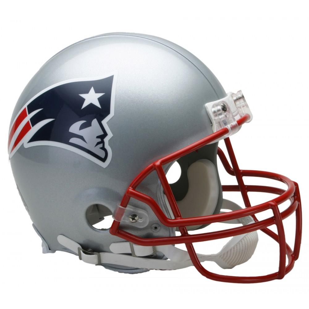 New England Patriots Authentic Proline Full Size Helmet