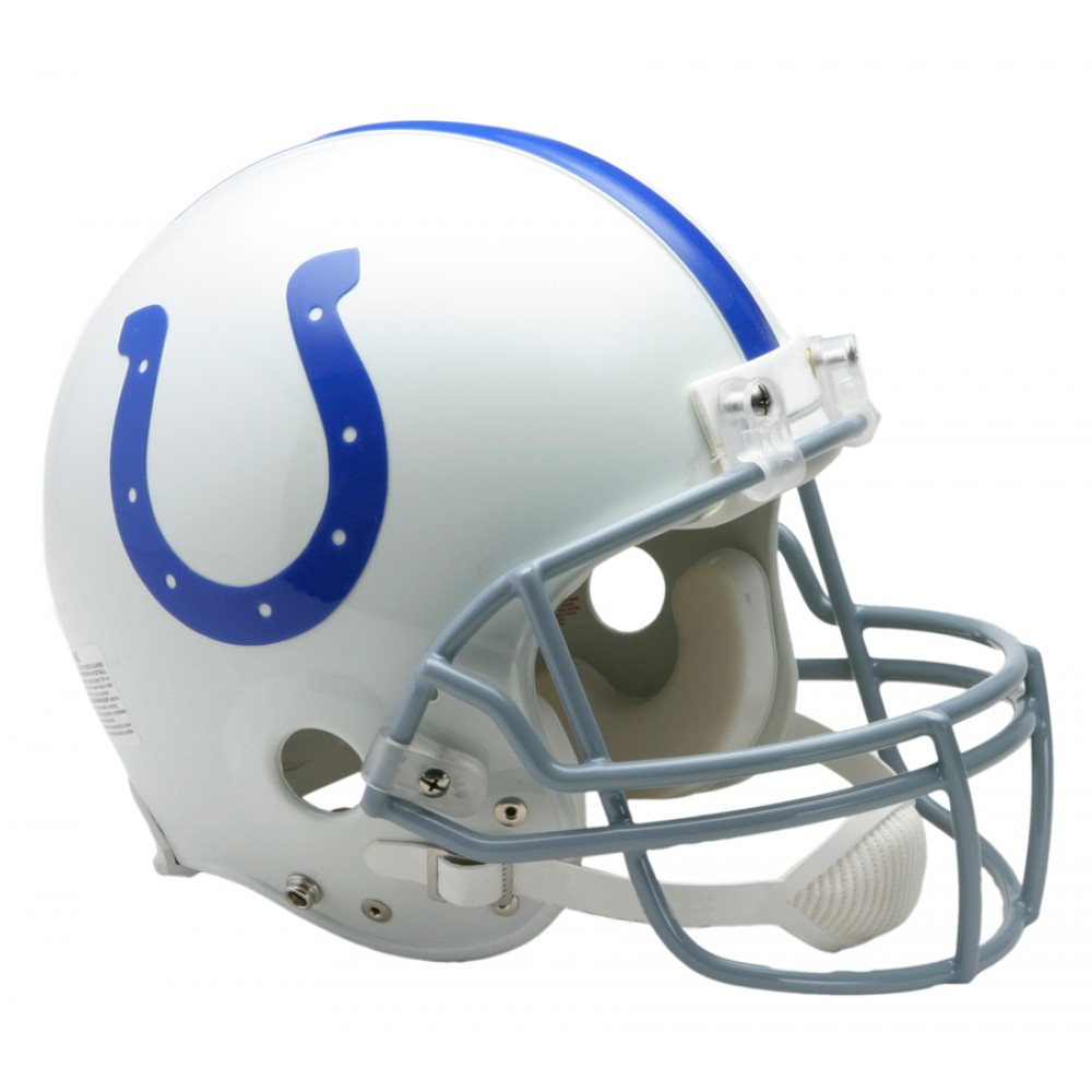 Baltimore Colts 1959-1977 Throwback Authentic Full Size Helmet