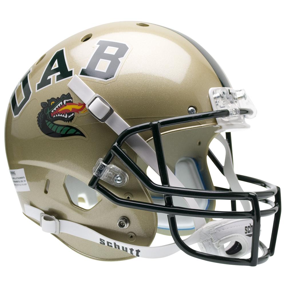 UAB Blazers XP Replica Full Size Helmet
