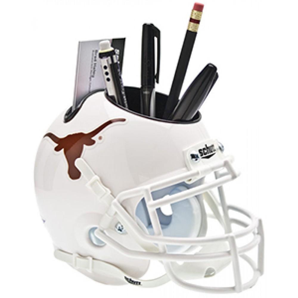 Schutt NCAA Texas A/&M Aggies Football Helmet Desk Caddy