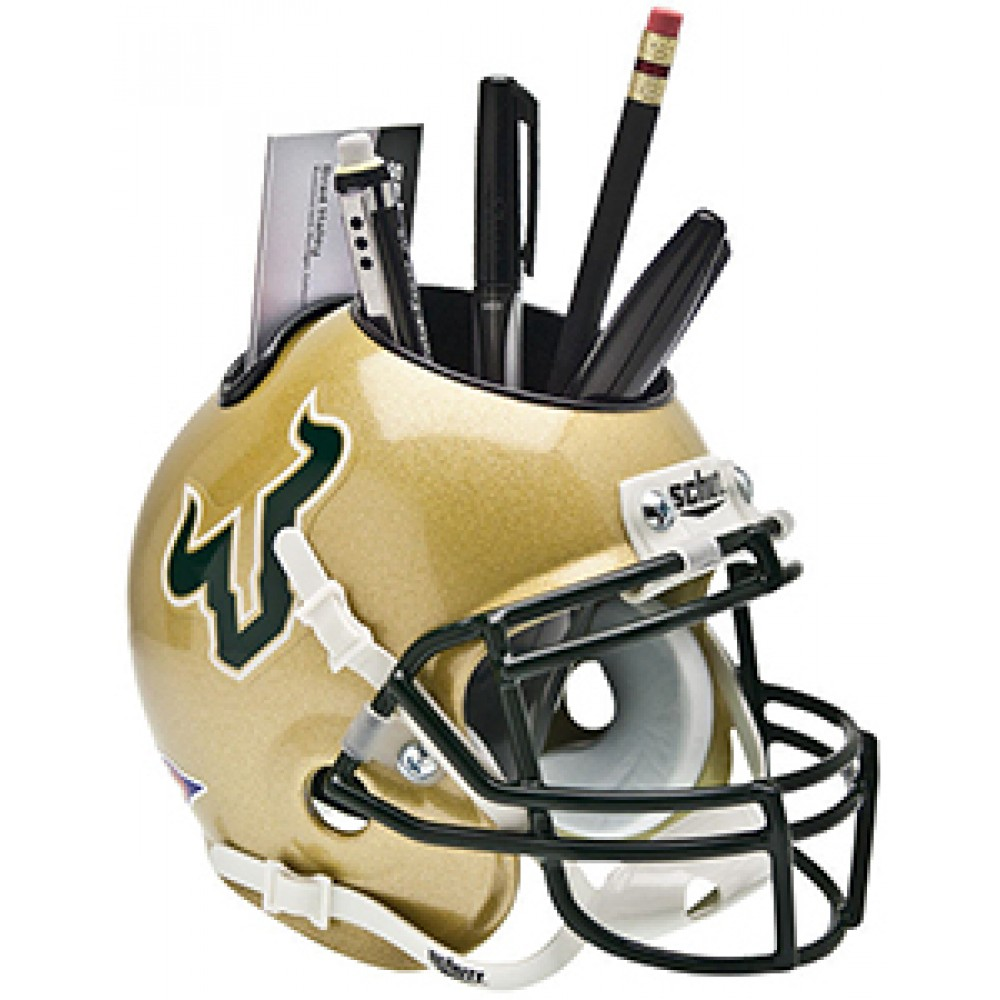 South Florida Bulls Authentic Mini Helmet Desk Caddy
