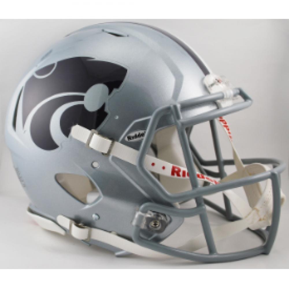 Riddell NCAA Kansas St Wildcats Revolution Speed Authentic Full Size Helmet