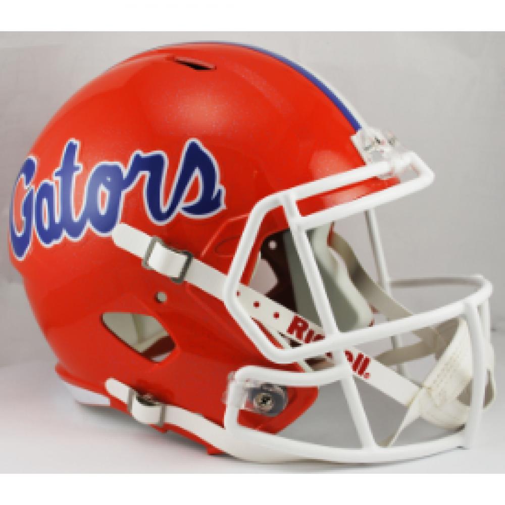 Riddell NCAA Florida Gators Revolution Speed Replica Full Size Helmet