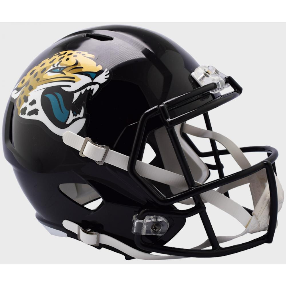 Riddell NFL Jacksonville Jaguars 2018 Replica Speed Full Size Football Helmet