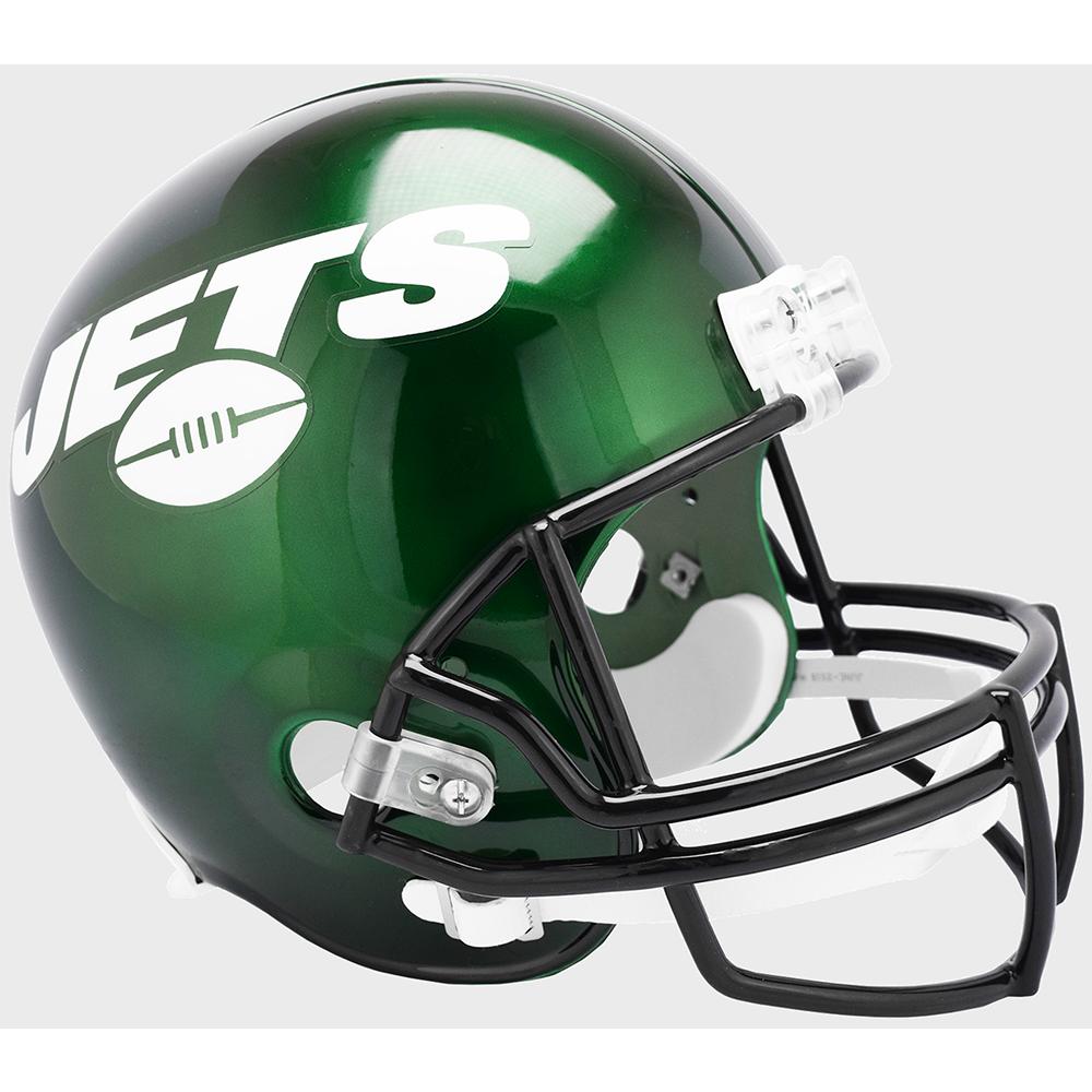 Riddell NFL New York Jets 2019 Replica Vsr4 Full Size Football Helmet