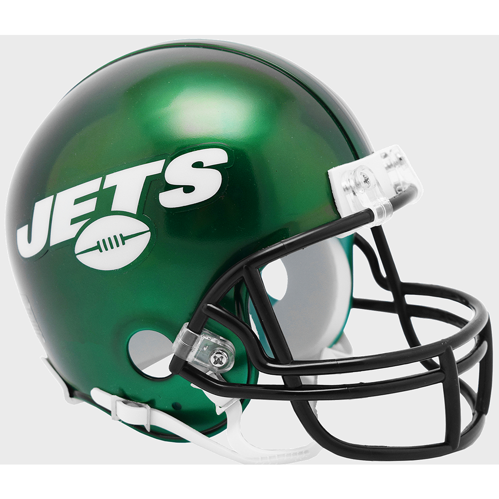 Riddell NFL New York Jets 2019 Replica Vsr4 Mini Football Helmet