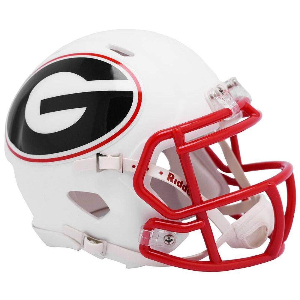 Georgia Bulldogs 2019 AMP Riddell Mini Speed Helmet