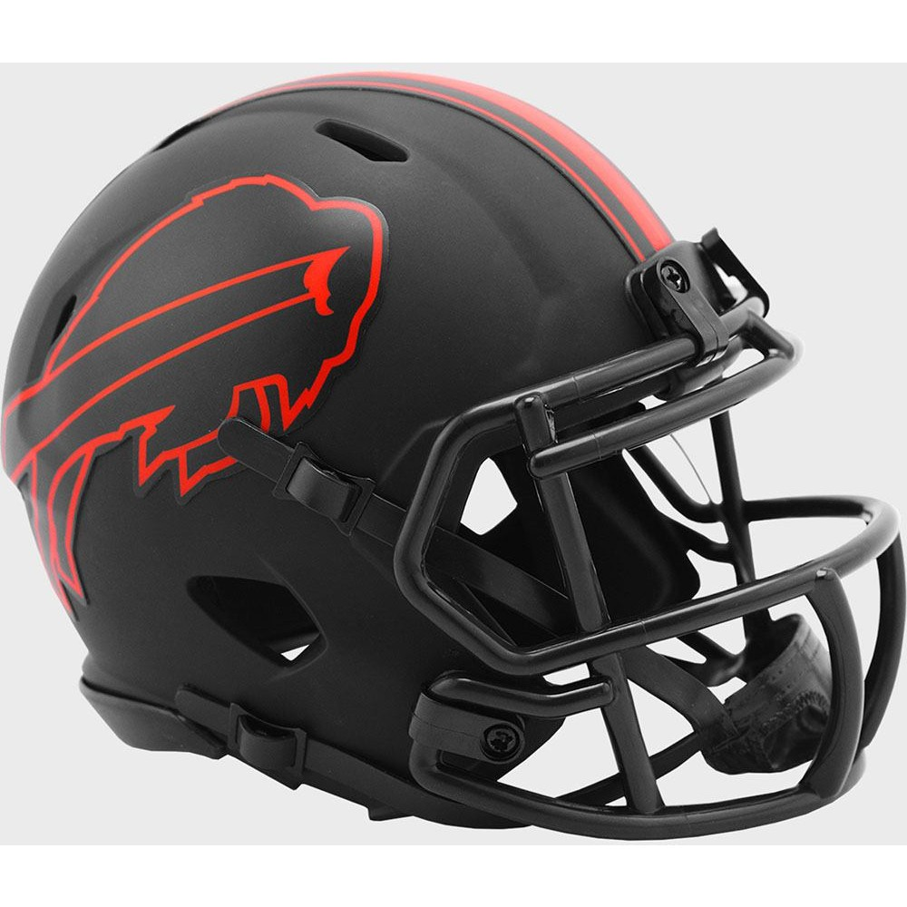 Buffalo Bills 2020 Eclipse Riddell Mini Speed Helmet
