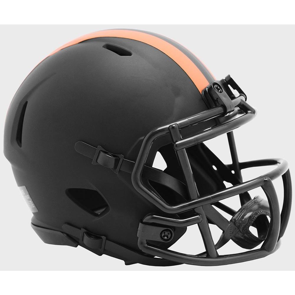 Cleveland Browns 2020 Eclipse Riddell Mini Speed Helmet