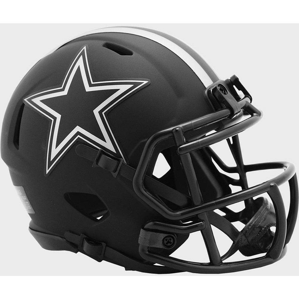 Dallas Cowboys 2020 Eclipse Riddell Mini Speed Helmet
