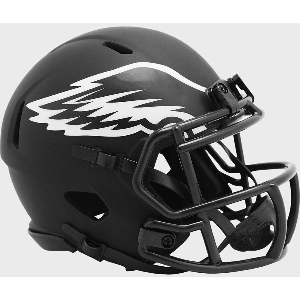 Philadelphia Eagles 2020 Eclipse Riddell Mini Speed Helmet