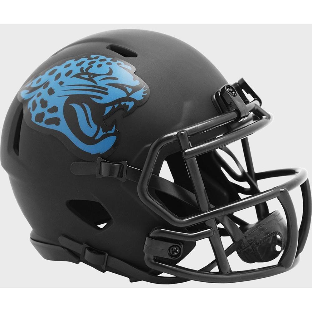Jacksonville Jaguars 2020 Eclipse Riddell Mini Speed Helmet