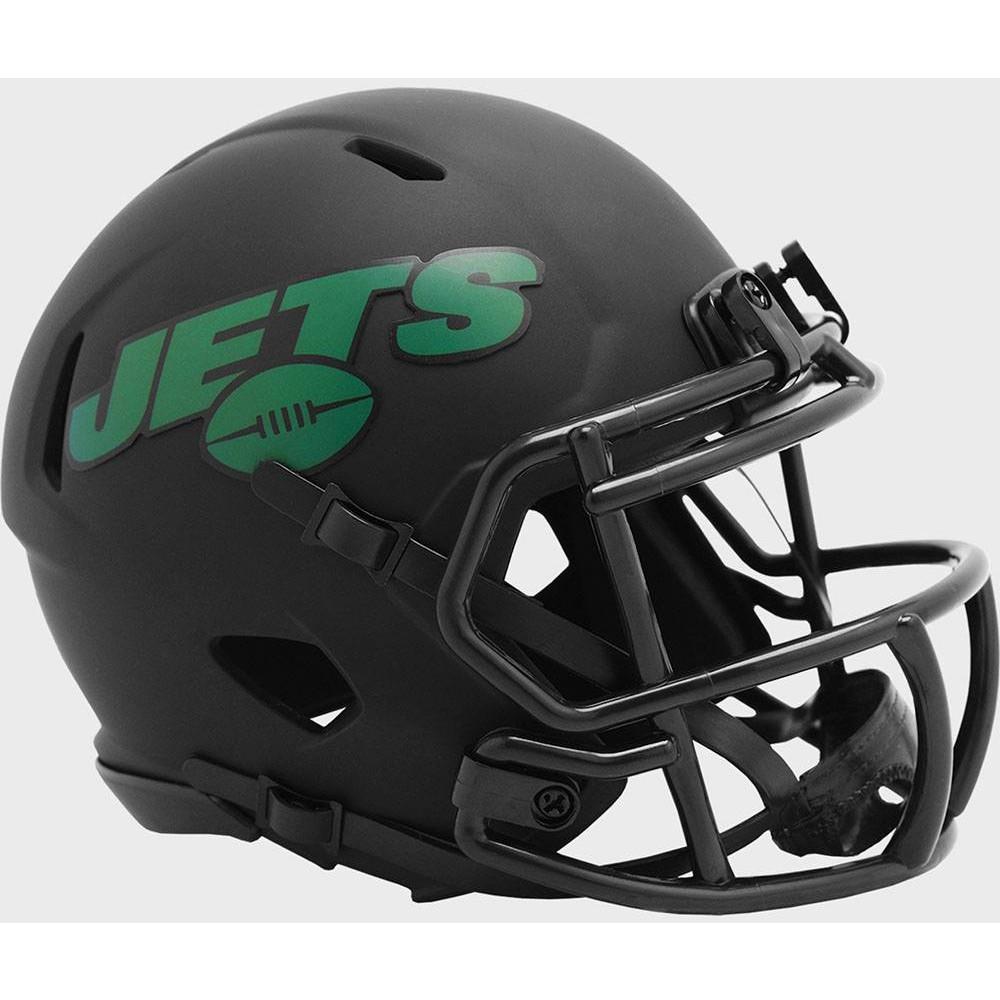 New York Jets 2020 Eclipse Riddell Mini Speed Helmet