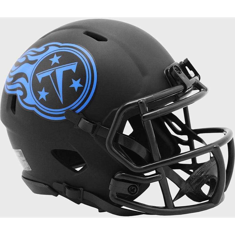 Tennessee Titans 2020 Eclipse Riddell Mini Speed Helmet