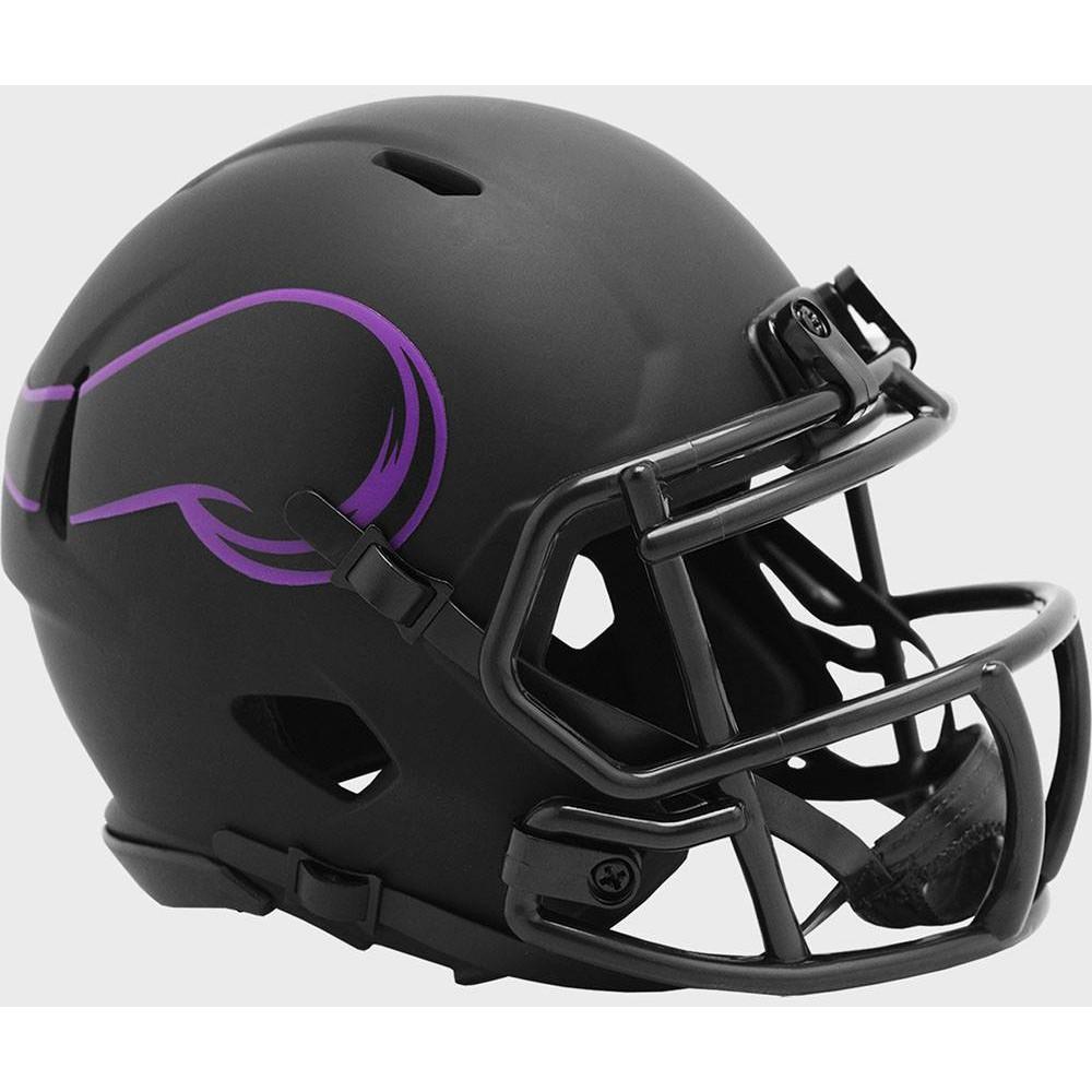 Minnesota Vikings 2020 Eclipse Riddell Mini Speed Helmet