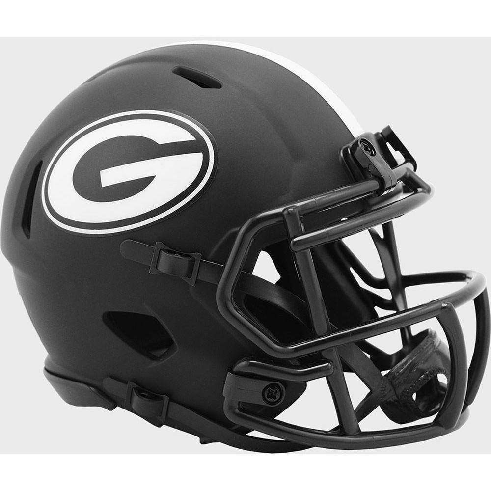 Georgia Bulldogs 2020 Eclipse Riddell Mini Speed Helmet