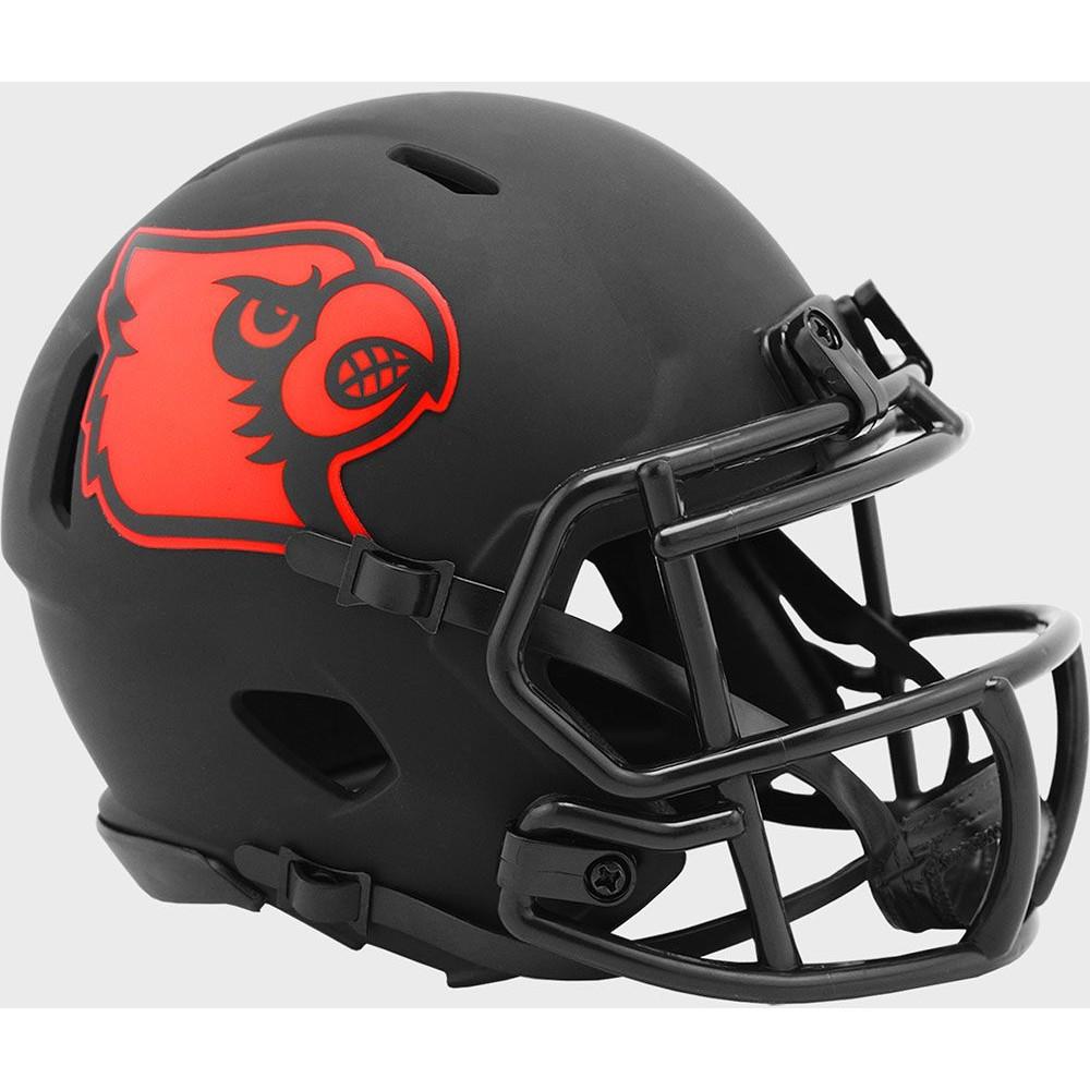 Louisville Cardinals 2020 Eclipse Riddell Mini Speed Helmet