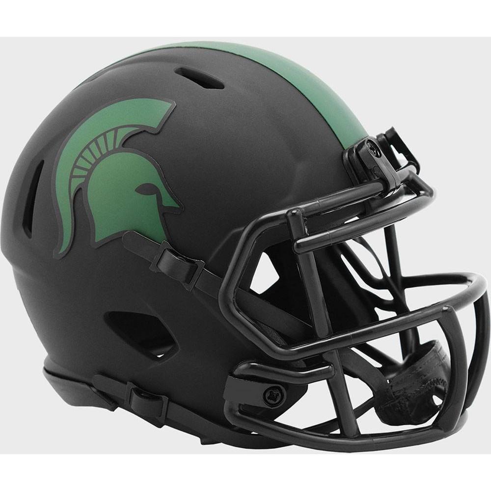 Michigan St Spartans 2020 Eclipse Riddell Mini Speed Helmet