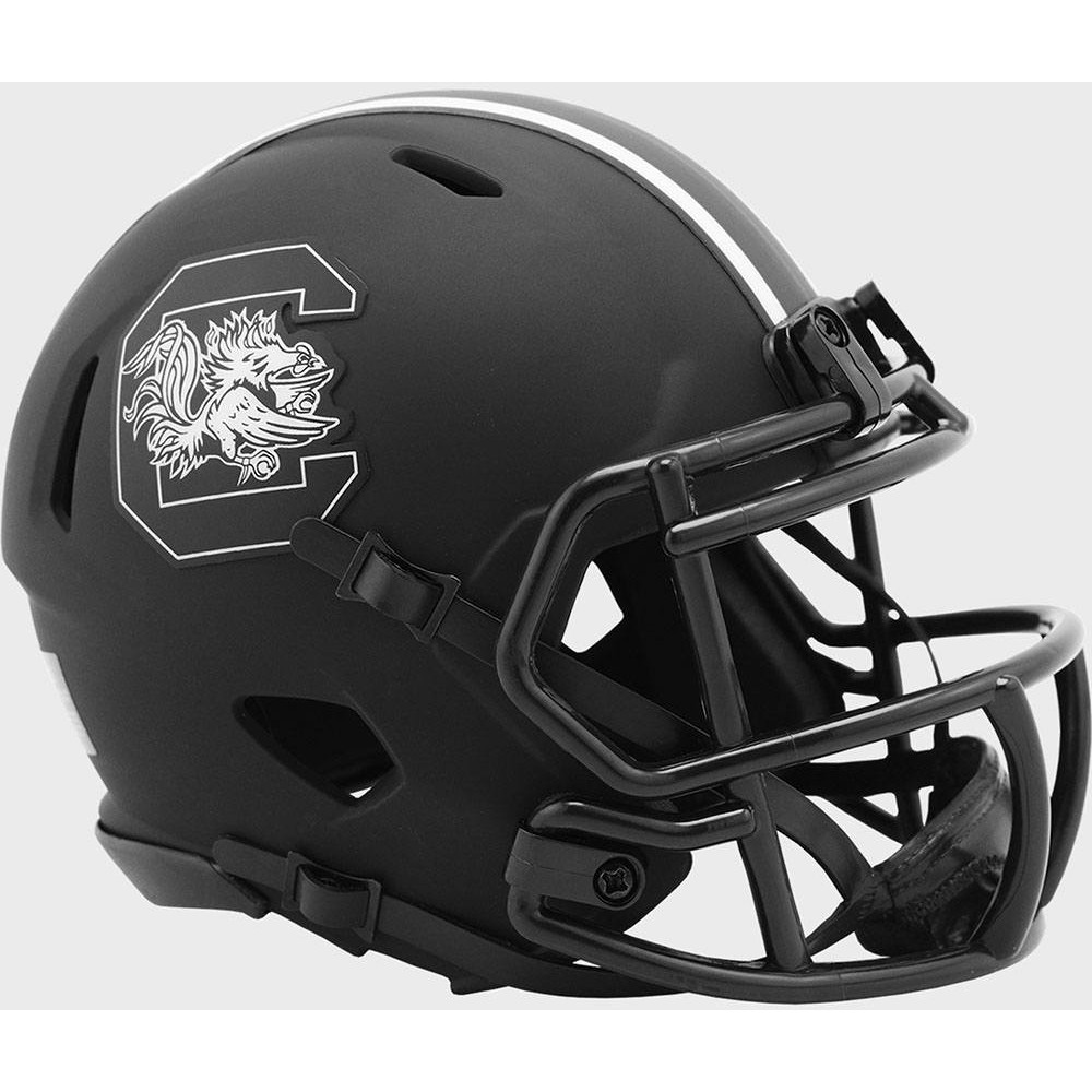 South Carolina Gamecocks 2020 Eclipse Riddell Mini Speed Helmet