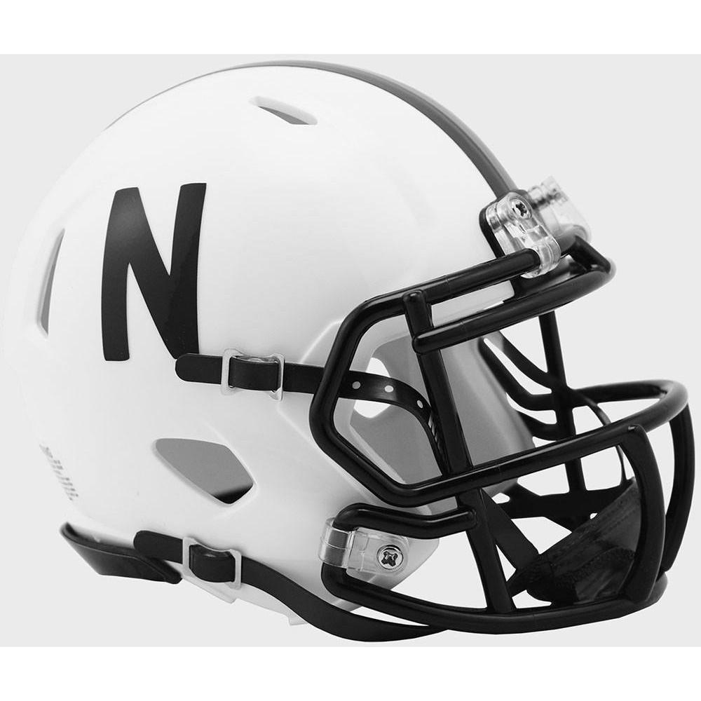 Riddell NCAA Nebraska Cornhuskers 2019 Alt Speed Mini Football Helmet