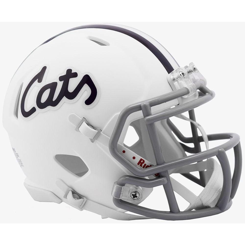 Kansas St Wildcats 2019 Cats Riddell Full Size Authentic Speed Helmet