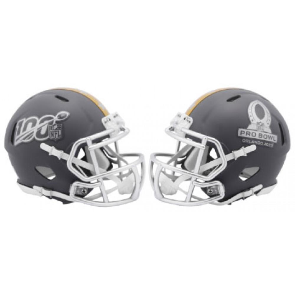 NFL 2020 Pro Bowl Riddell Full Size Authentic Speed Helmet