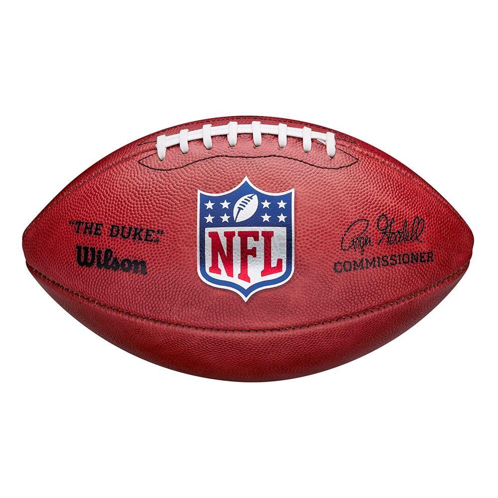 NFL Official Game 2020 Roger Goodell The Duke Wilson Full Size Authentic Football