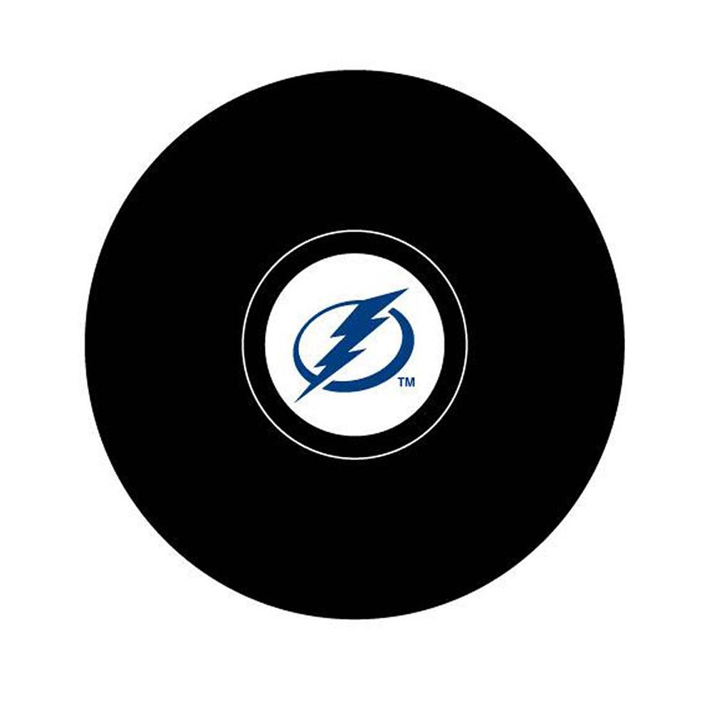 InGlasCo NHL Tampa Bay Lightning Autograph Souvenir Ice Hockey Puck