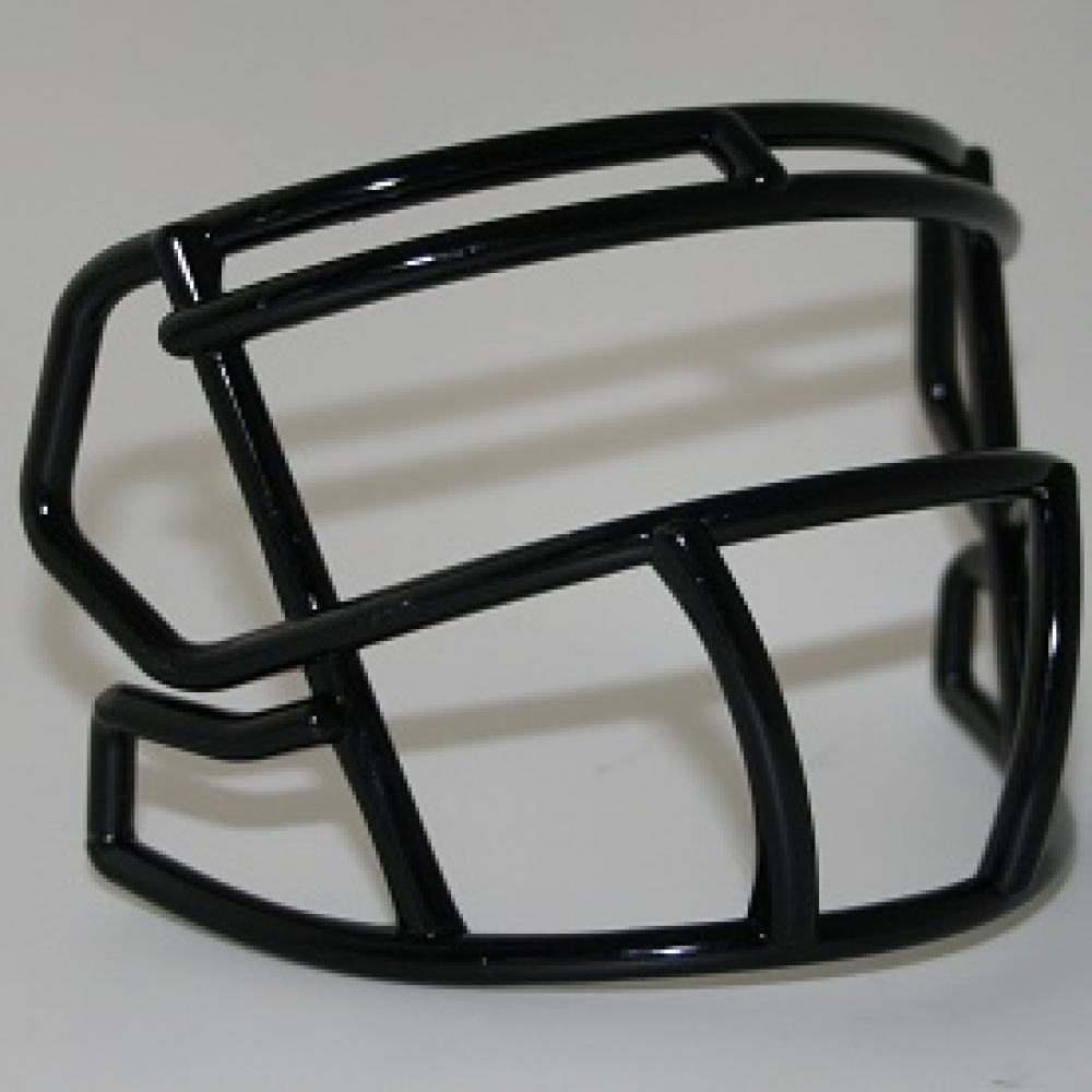 Riddell Black Customizable S2BD Speed Mini Football Facemask