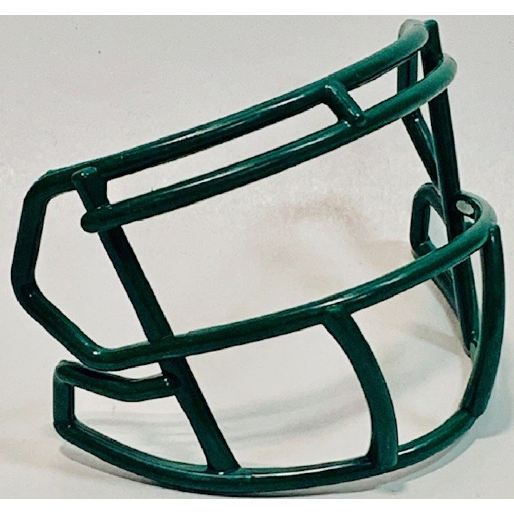 Riddell Kelly Green Customizable S2BD Speed Mini Football Facemask