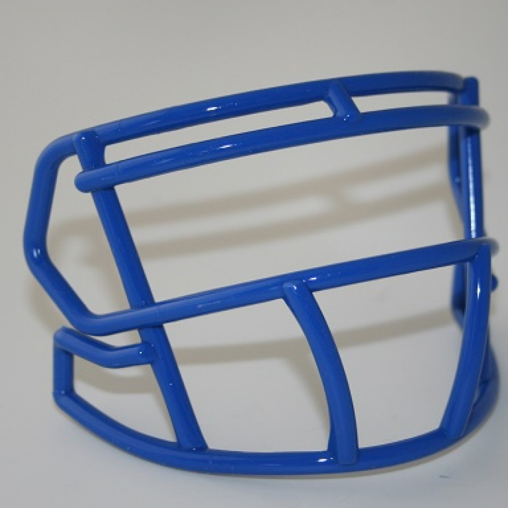 Riddell Royal Blue Customizable S2BD Speed Mini Football Facemask