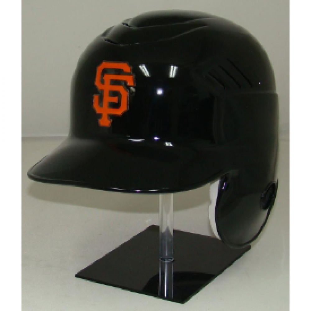 San Francisco Giants Coolflo Authentic Full Size Batting Helmet